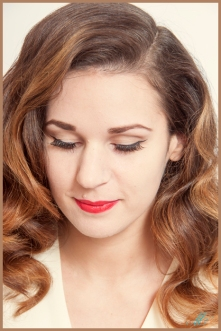 Classic make-up. A Star Photography Studios